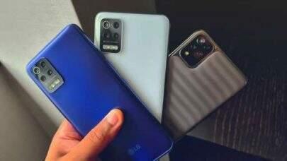 LG divulga celulares que receberão atualizações do Android 12 e 13