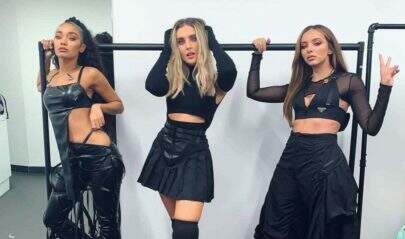 "Little Mix anuncia nova versão do single ""Confetti"" com participação da rapper Saweetie"