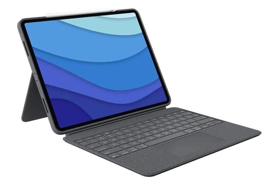 Logitech lança teclado com preço acessível para IPad Pro