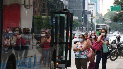 Número diário de passageiros de ônibus cresceu 300 mil em São Paulo