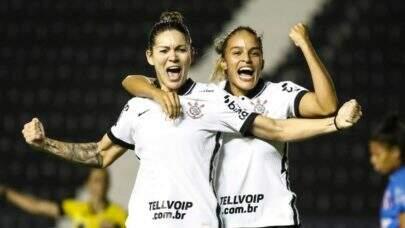 Na estreia do Brasileirão Feminino, São Paulo empata com o Grêmio e Corinthians vence o Napoli-SC