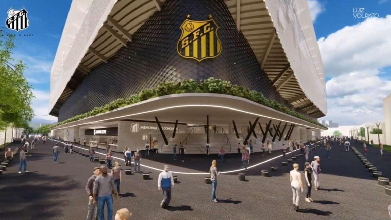 Arena do Santos