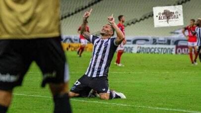 No Castelão, Ceará vence Jorge Wilstermann na estreia da Sul-Americana