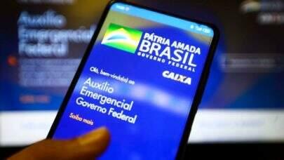Neste domingo (18) mais de 2,43 milhões recebem novo auxílio emergencial