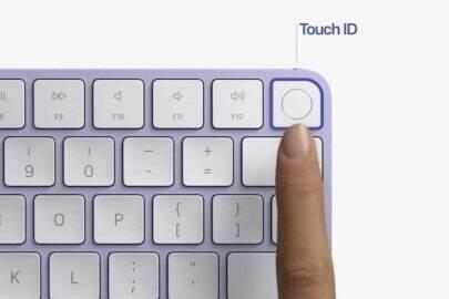 Os novos teclados Touch ID da Apple funcionam com todos os Macs M1, não apenas com o iMac
