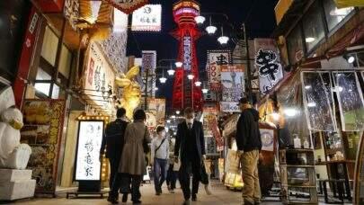 Osaka pede ao governo japonês a adoção de um novo estado de emergência