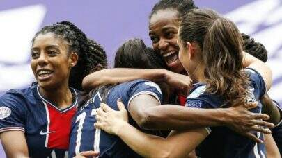 PSG derrota Lyon e está na semifinal da Champions League feminina
