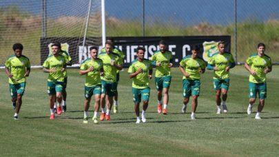 Nesta sexta, Palmeiras recebe o São Paulo pelo Campeonato Paulista; veja prováveis escalações
