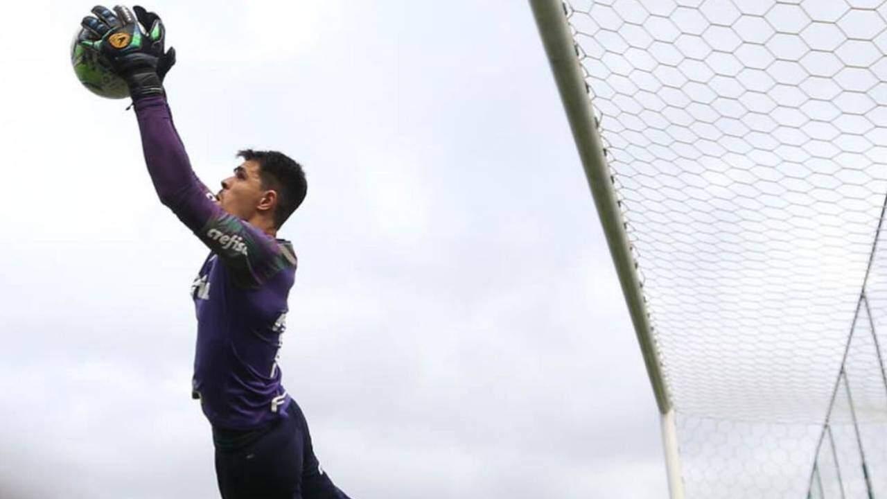 Palmeiras renova contrato com Vinicius Silvestre até o final de 2024
