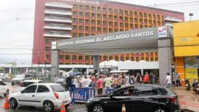 Parede falsa escondia respiradores novos em hospital do Pará, dizem funcionários