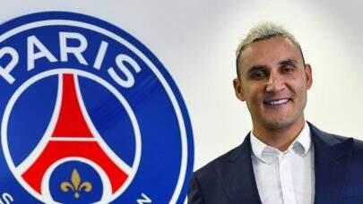 Paris Saint-Germain renova contrato com Keylor Navas até o final de junho de 2024