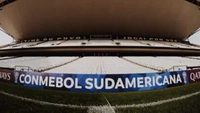 Pela Copa Sul-Americana, o Corinthians anuncia a lista de inscritos e as numerações para competição