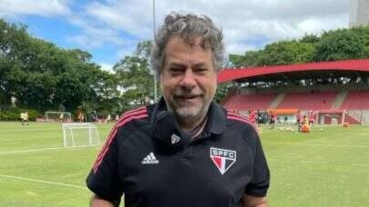 """Presidente do São Paulo afirma não temer punição da Fifa: """"Temos investidores"""""""