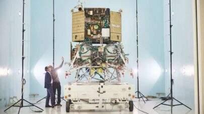 Rússia já tem roteiro completo para retornar à Lua após 45 anos