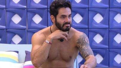 """BBB21: Ex-BBB Rodolffo corrige Ana Maria Braga após comentário: """"Não é escolha sexual"""""""