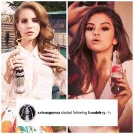 Rolling Stone elege Lana DelRey e Selena Gomez como os melhores lançamentos de março