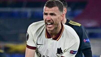 Roma está nas semifinais da Europa League após empatar com o Ajax