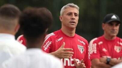 São Paulo recebe o Bragantino nesta segunda, pelo Paulistão; veja prováveis escalações