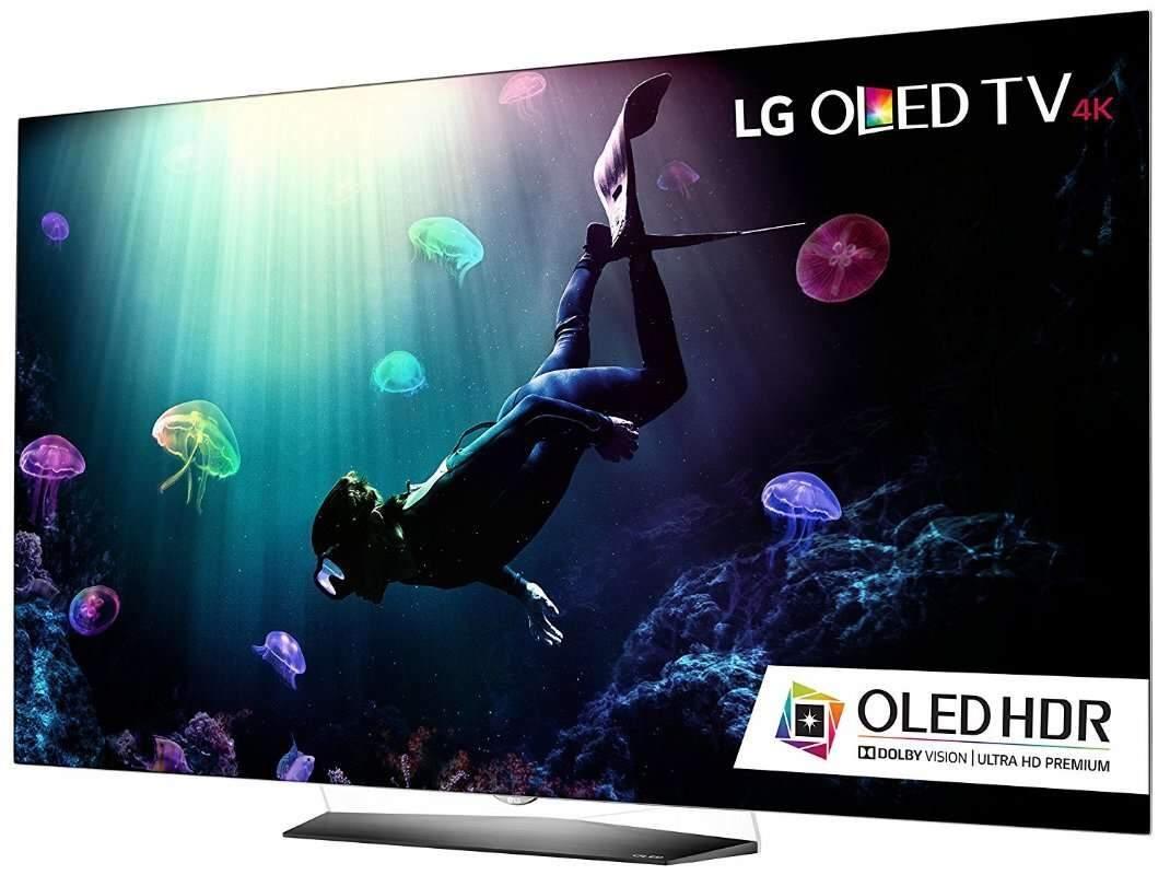 Rumores de que Samsung irá comprar painéis de OLED da LG