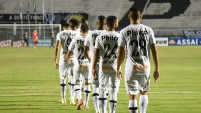 Santos inscreve 50 atletas para fase de grupos da Libertadores, veja a lista