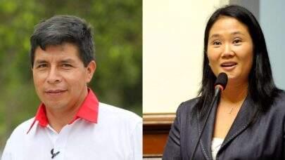 Segundo turno no Peru deve opor extrema esquerda e herdeira de Fujimori