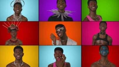 """Bem colorido, Lil Nas X lança nova versão do clipe """"Montero (Call Me By Your Name)"""""""