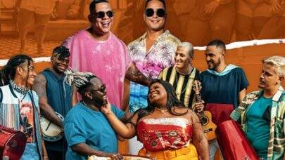 """""""Pesou o Rolê"""": Confira a parceria musical de Jojo Todynho com o grupo Di Propósito e o Harmonia do Samba"""
