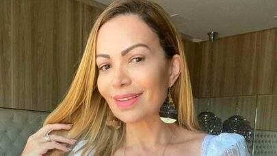 """Solange Almeida abre o jogo e faz revelação sobre seu relacionamento: """"É verdade"""""""