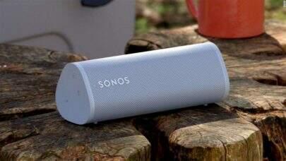 Sonos Roam é o alto-falante mais focado e calculado da marca Sonos até o momento