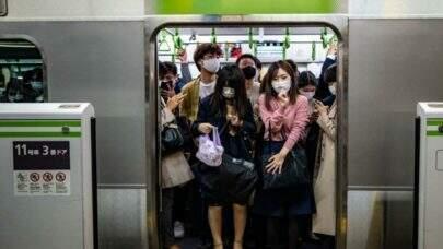 Tóquio e outras três cidades do Japão entrarão em estado de emergência