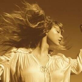 "Taylor Swift quebra novo recorde ganhar #1 no UK com o álbum ""Fearless (Taylor Version)"""