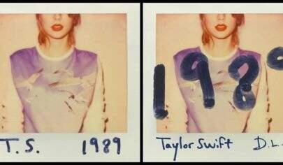 """Taylor Swift se prepara para lançar a regravação de seu álbum """"1989"""""""