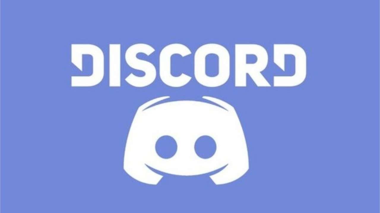Logo roxo do aplicativo Discord