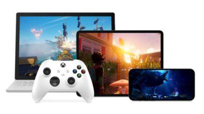 Xbox Cloud Gaming começará ser lançada em IOS e PC está semana