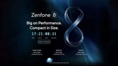 Zenfone 8: Data de lançamento, supostos rumores e modelo com versão compacta
