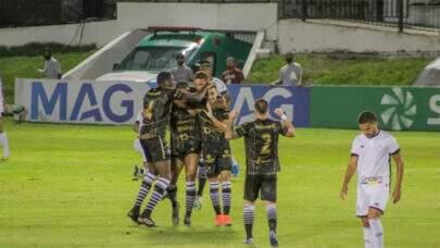 Botafogo é eliminado da Copa do Brasil em disputa de pênaltis com ABC