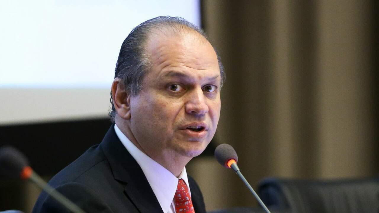 Deputado Ricardo Barros (PP-PR) em sessão