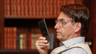 Fontes do MPRJ dizem que Bolsonaro foi procurado por comparsas do miliciano Adriano da Nóbrega