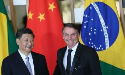 Sem Ernesto Araújo, Governo brasileiro tenta se reaproximar da China