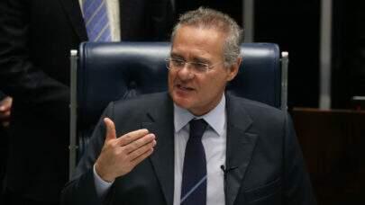 Renan Calheiros é impedido de ser relator de CPI da Covid por liminar da Justiça Federal