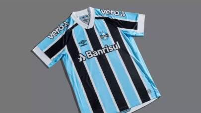 Grêmio lança nova coleção de uniformes para a temporada de 2021