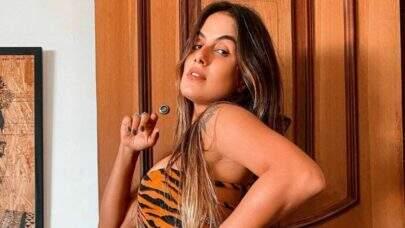 """8 cliques de Carol Peixinho, do 'No Limite', que arrancaram elogios na web: """"Que gata!"""""""