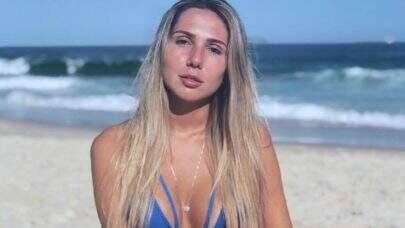 """5 vezes que Carolina Portaluppi surgiu renovando o bronzeado e impressionou: """"Musa!"""""""