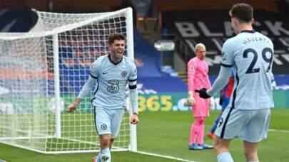 Chelsea vence Crystal Palace por 4 a 1 e assume quarta posição no Campeonato Inglês