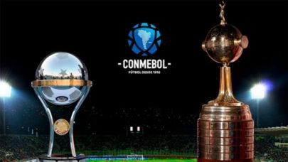 Conmebol faz sorteio dos grupos da Libertadores e da Sul-Americana 2021; veja confrontos