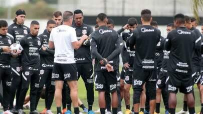 Corinthians enfrenta o River Plate-PAR na estreia da Sul-Americana; veja prováveis escalações