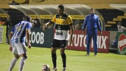 Criciúma é rebaixado à Série B do Campeonato Catarinense pela primeira vez na história