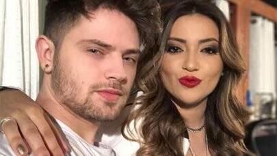 """Dani Russo e Chris Leão trocam comentários e web aponta fim do namoro: """"Terminaram?"""""""
