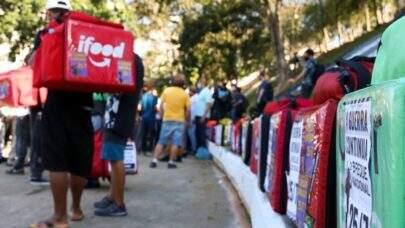 São Paulo: Entregadores suspendem atividades hoje; entenda quais são as reivindicações