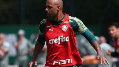 """Felipe Melo minimiza duelo contra Flamengo: """"Nossos grandes rivais estão em São Paulo"""""""